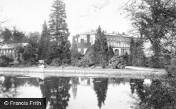 Bedale, Thorp Perrow 1908