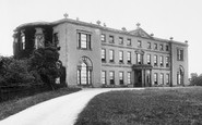 Bedale, Thorp Perrow Hall 1896