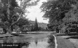 Thorp Perrow Hall 1900, Bedale