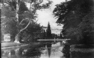 Bedale, Thorp Perrow Hall 1902