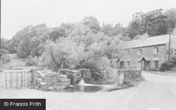Bedburn, The Village c.1960