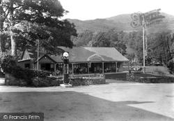 Beddgelert, Boomerang Cafe c.1950