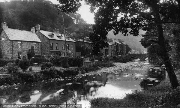 Beddgelert, Colwyn River 1933