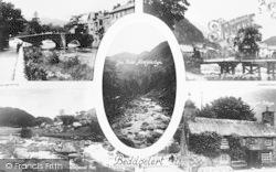 Beddgelert, Composite c.1930