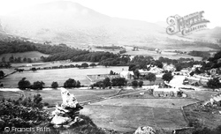 Beddgelert, From East 1913