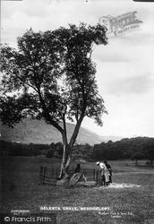 Beddgelert, Gelert's Grave c.1935