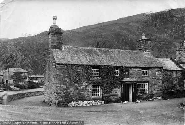 Beddgelert, Llwelyn Cottage 1913