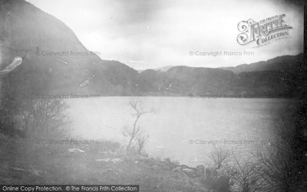 Photo of Beddgelert, Peace Amongst The Mountains c.1935