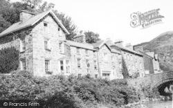 Beddgelert, Plas Gwyn Guest House c.1965