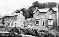 Beddgelert, Prince Llewelyn Hotel And Annex c.1960