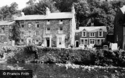 Beddgelert, Prince Llewelyn Hotel c.1960