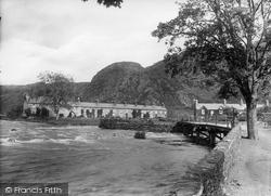 Beddgelert, Sygun Terrace 1925