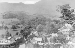 Beddgelert, The Village c.1935