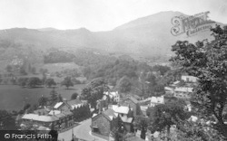 Beddgelert, The Village c.1950