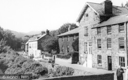 Beddgelert, The Village c.1965