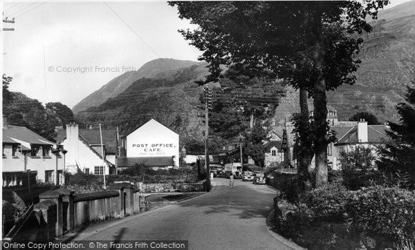Beddgelert, Village c.1955