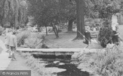 Beddington, Crossing The Stream 1950