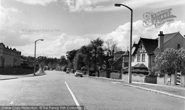 Photo of Beddington, Croydon Road 1958