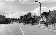 Beddington, Croydon Road 1958