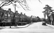 Beddington, Demesne Road 1952