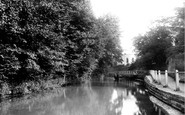 Beddington, on the Wandle 1894