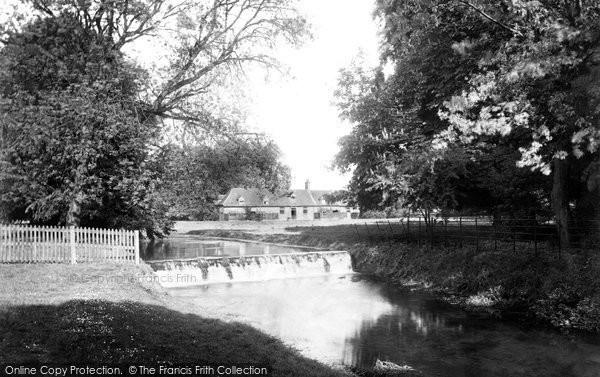 Beddington, Park Hall 1890