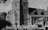 Beddington, St Mary's Church 1958