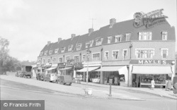 Beddington, The Broadway 1952