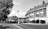 Beddington, The Broadway 1958