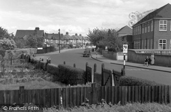 Beddington, The Chase And High View School 1958