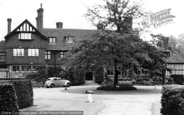 Beddington, The Grange 1950