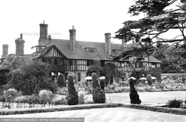 Photo of Beddington, The Grange (Before The Fire) 1950