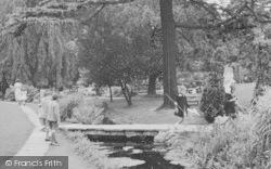Beddington, The Stream 1950