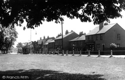 Bedfont, The Green c.1951