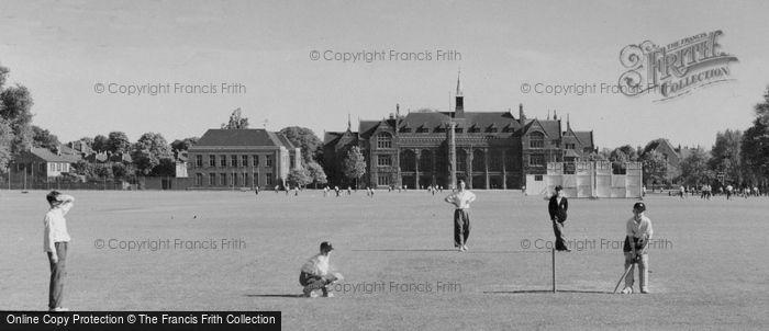 Bedford, Bedford School c.1955