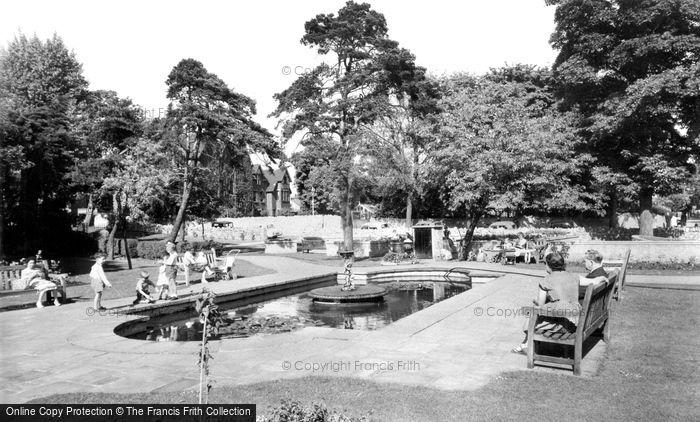 Bedford, Castle Close c.1960