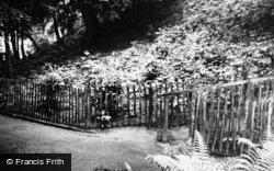 Bedford, Castle Mound 1951