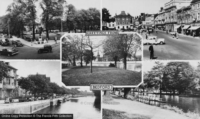 Photo of Bedford, Composite c.1960