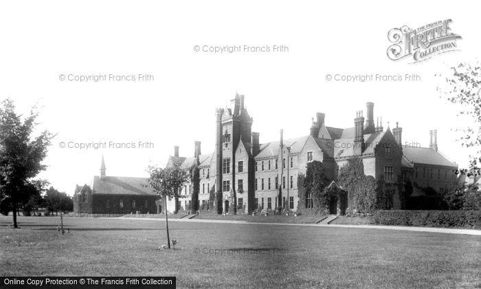 Photo of Bedford, County Schools 1897