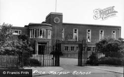 Bedford, Dame Alice Harpur School c.1955