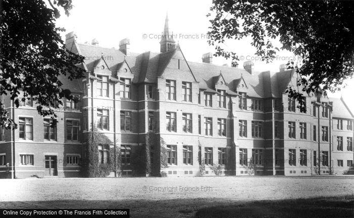 Photo of Bedford, Grammar School 1897