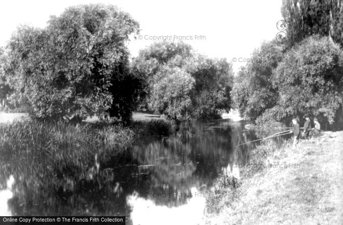 Bedford, On The Ouse 1897