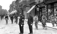 Bedford, Policemen 1921