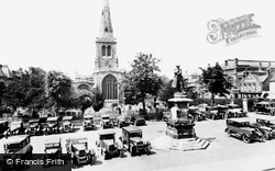 Bedford, St Paul's Square 1929