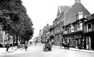 Bedford, St Peter's Street 1921
