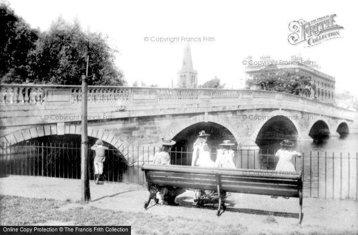 Bedford, Stone Bridge 1897