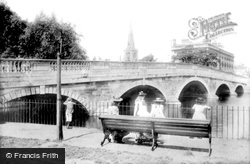 Bedford, Stone Bridge 1897