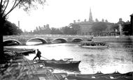 Bedford, The Bridge 1921