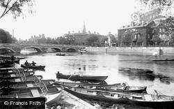 Bedford, The Bridge 1921