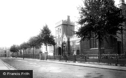 Bedford, The Harpur Schools 1897